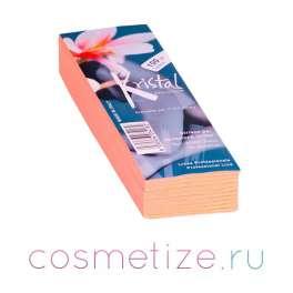 Бумажные полоски 100шт Kristal (PEACH)