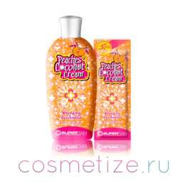 Крем для загара SuperTan Peaches and Cream 15мл