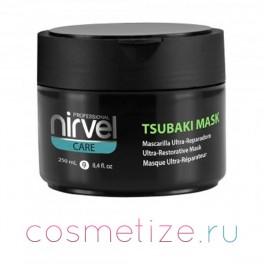 Маска Nirvel для сухих и поврежденных волос TSUBAKI 250 мл