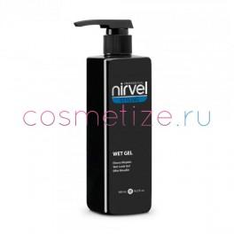 Гель Nirvel с эффектом мокрых волос 480 мл