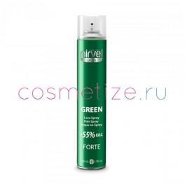 Лак для волос Nirvel сильной фиксации GREEN FORTE 500 мл