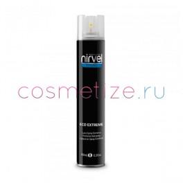 Лак для волос Nirvel экстрасильной фиксации ECO EXTREME 400 мл