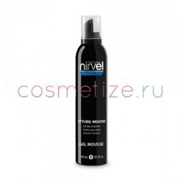 Мусс Nirvel для вьющихся волос натуральной фиксации 300 мл