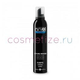 Мусс Nirvel для укладки волос сильной фиксации 300 мл
