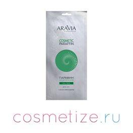 Фото парафина косметического чайное дерево ARAVIA Tea Tree 500гр