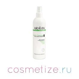 Фото лосьона мягкое очищение Gentle Cleansing ARAVIA Organic 300 мл
