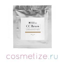 Фото хны для бровей CC Brow (light brown) в саше (светло-коричневый) 5 г