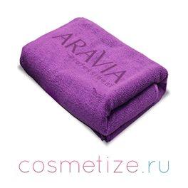 Фото полотенца махрового с логотипом ARAVIA Professional